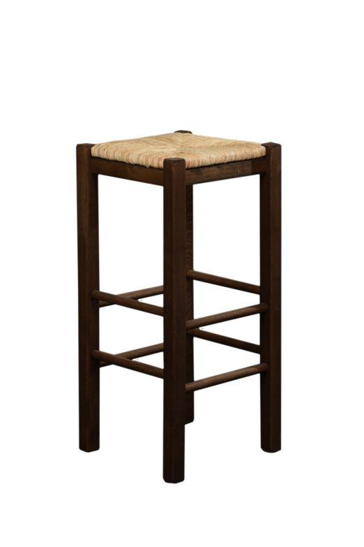 Σκαμπό ξύλινο «ΑΠΛΟ»